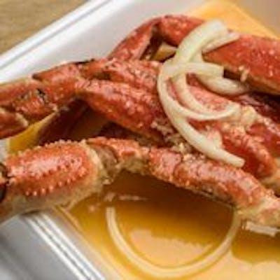 Boiled Shrimp & Snow Crab