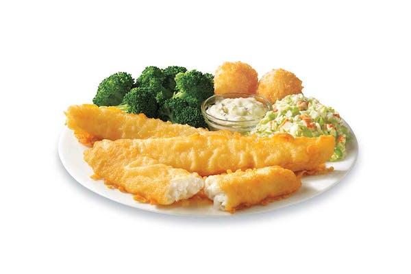 (3 pc.) Fish