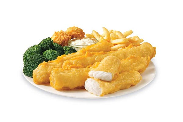 (4 pc.) Fish