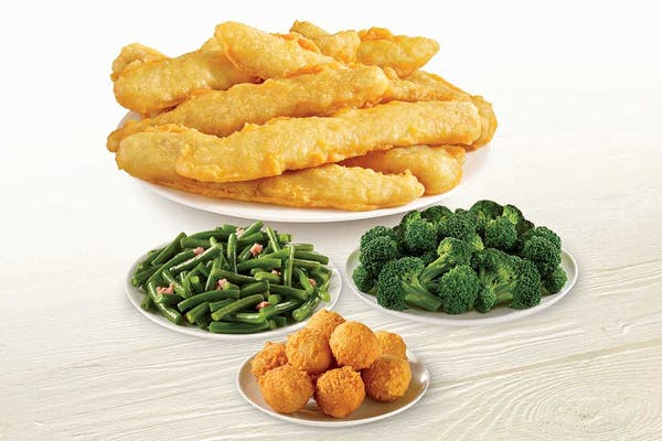 (10 pc.) Fish Family Meal