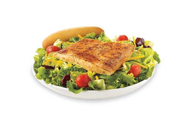 Wild Alaskan Salmon Salad