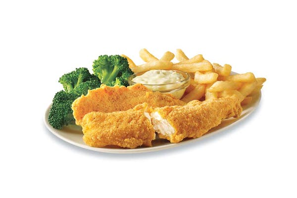 Kid's Southern-Style Fish Tenders