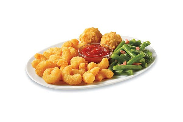Kid's Popcorn Shrimp