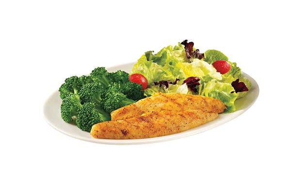Kid's Grilled Fish Tenders