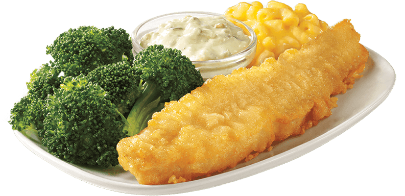 Kid's Batter-Dipped Fish