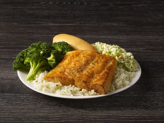 Wild Alaskan Salmon Meal