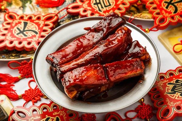 4B. Chinese BBQ Ribs