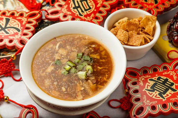 8. Hot & Sour Soup