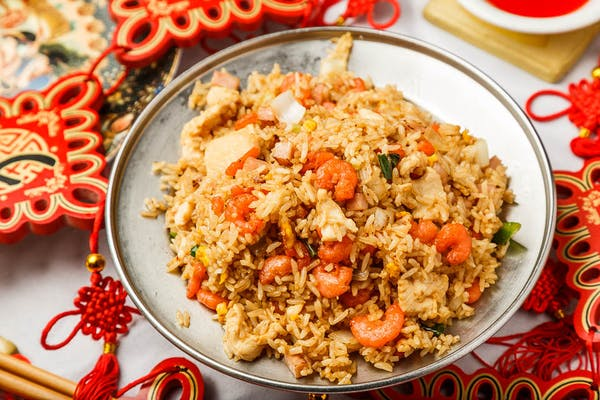 16. House Special Fried Rice