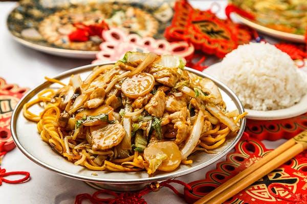 Cantonese Chow Mein Entrée