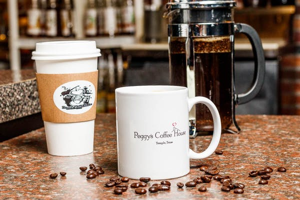 Hot Peggy's House Blend