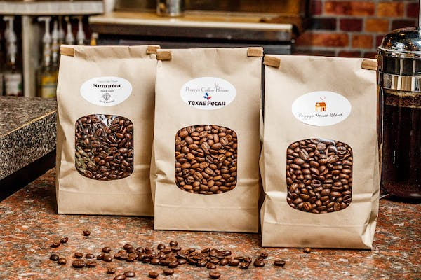 (1 lb.) Peggy's House Blend Coffee Beans