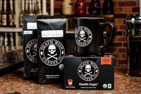 (1 lb.) Death Wish Coffee