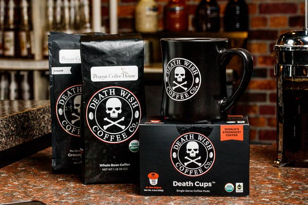 Death Wish Coffee K-Cups (10 Pack)