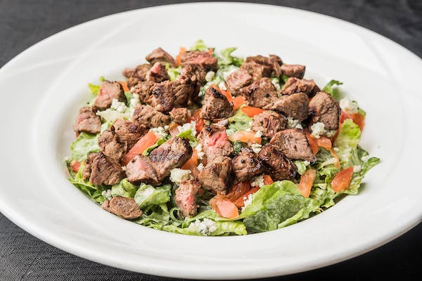 Beef Steak Bleu Salad (Lunch)