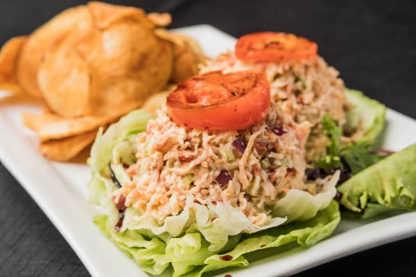 Crab & Shrimp Salad Sandwich
