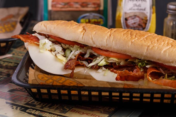 Big BLT Hot Sub