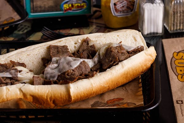 Original Philly Cheesesteak Sub