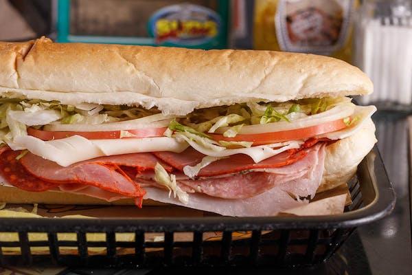 Italian Big One Sub