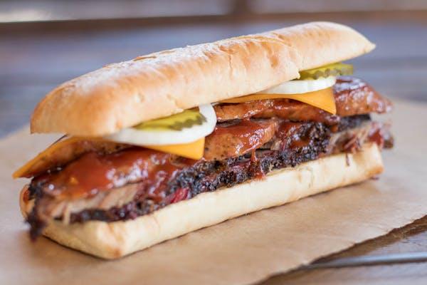 Westerner Sandwich