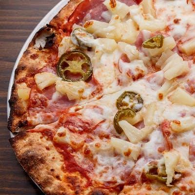 Hawaiian Hottie Pizza