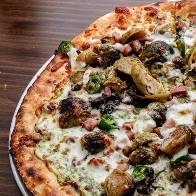 The Shangri La Pizza