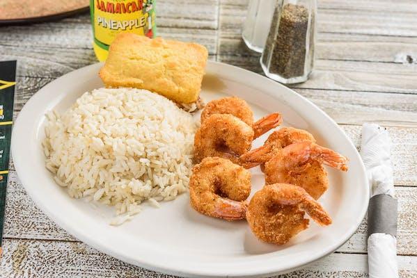 Cajun Jumbo Shrimp