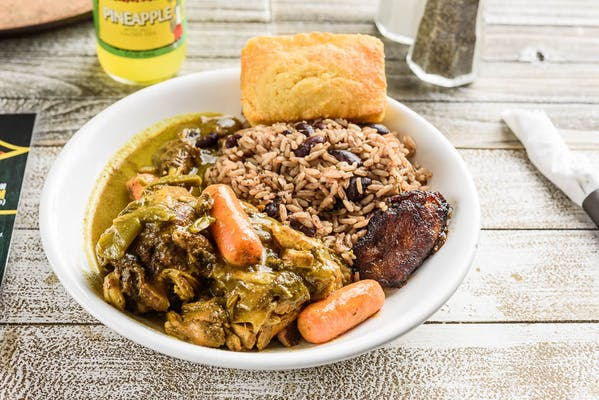 Port of Spain's Curry Chicken