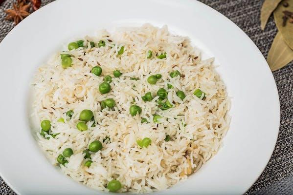 Matar Rice