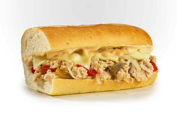 #42 Chipotle Chicken Cheesesteak