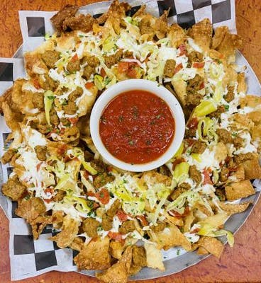The Forged Nachos