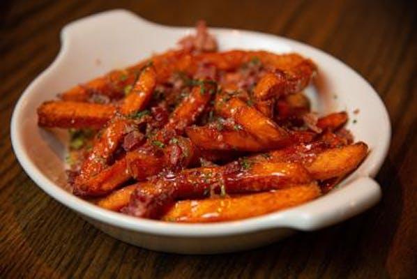 Sea Salt Caramel Fries