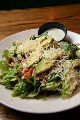 Spinach Avocado Salad