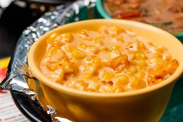 Chipotle Cream Corn