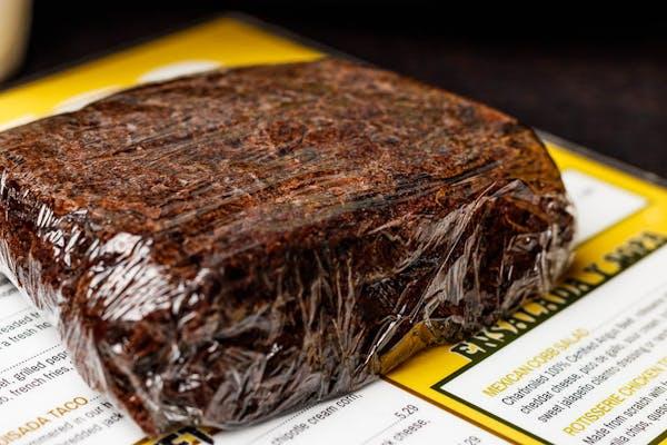 Triple Chocolate Chip Cinnamon Brownie