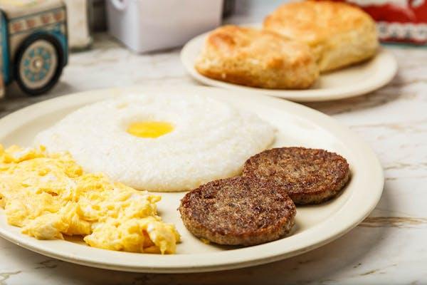 (1) Egg Plate