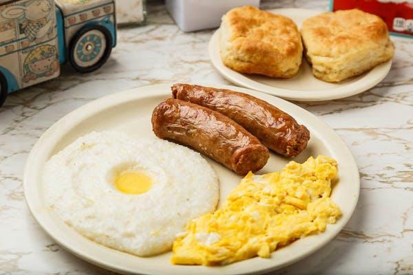 (2) Egg Plate
