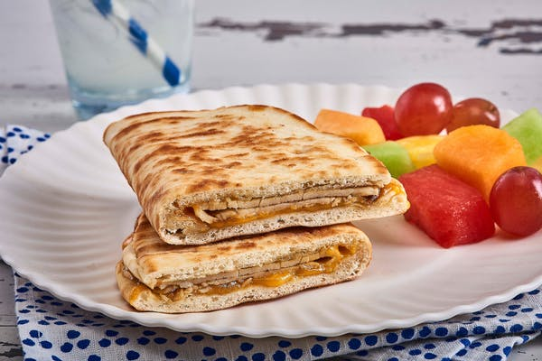 Kid's Mediterranean Turkey Melt