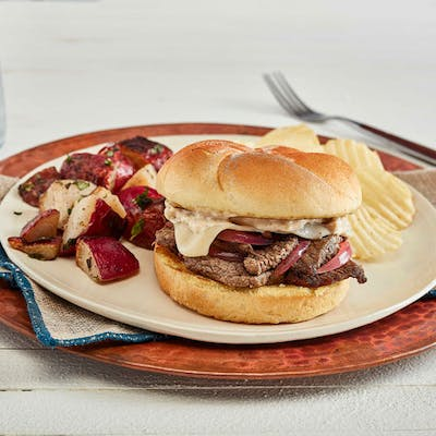 Grilled Beef Sandwich