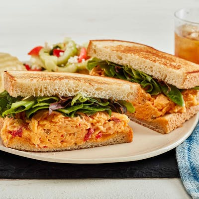 Spicy Pimento & Cheese Sandwich