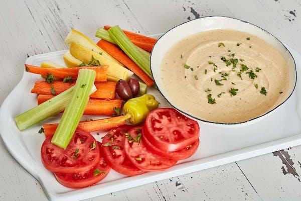 Gluten-Free Hummus