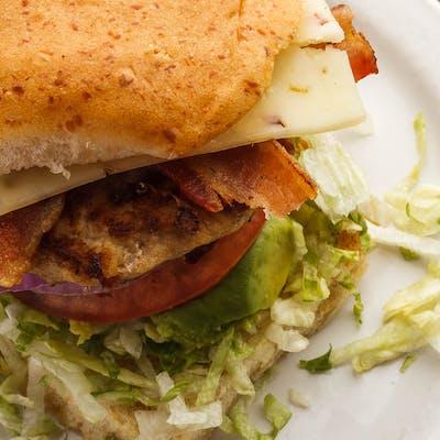 Southwest Turkey Burger
