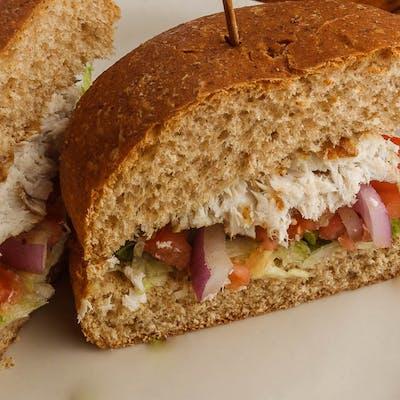 Mahi-Mahi Sandwich