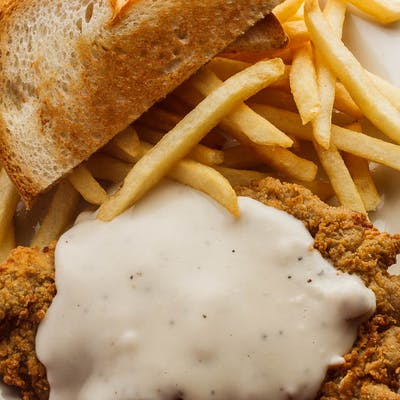 Chicken Fried Steak Plate