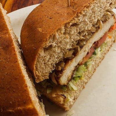 Marinated Chicken Sandwich