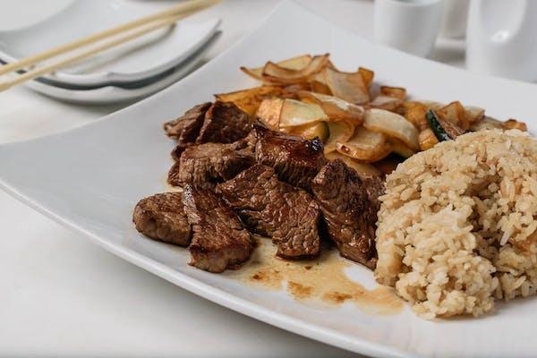 Steak Hibachi Dinner