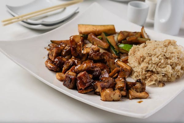Chicken Teriyaki Dinner