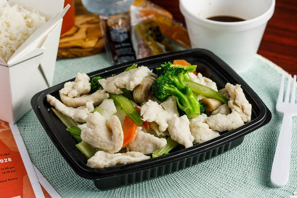 Chicken & Mixed Vegetables