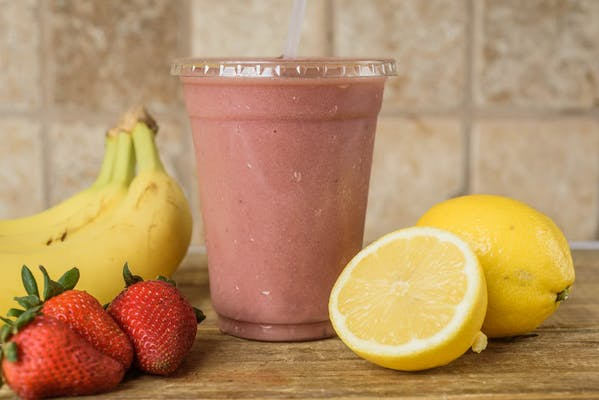 Lemon Berry Punch Smoothie