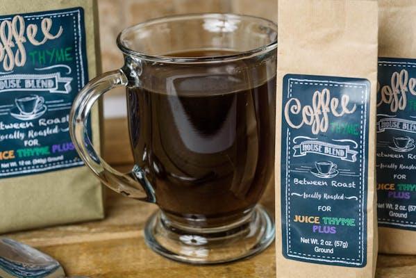 Organic Juice Thyme Coffee
